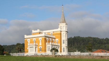torre amarilla somao